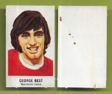 Manchester United George Best Northern Ireland (S70) (M)